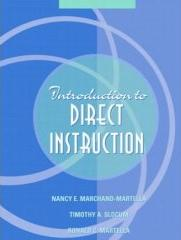 Intro to Direct Instruction