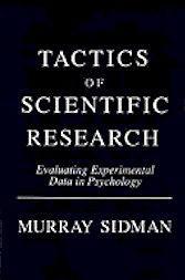 Tactics of scientific research Sidman