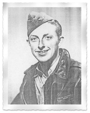 Ogden Lindsley in WWII